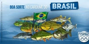 Olimpíadas também na pesca esportiva