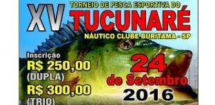 Torneio de Buritama ocorre em setembro