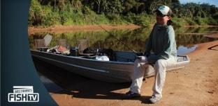 Bastidores Fish TV - Gravações no Hotel Pousada Pescador