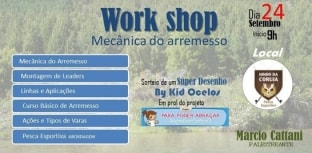 Canela recebe workshop beneficente da ABPM