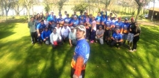 Fish TV News - Pescadores Urbanos promoveram encontro no Pesqueiro Gabardo