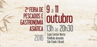Copa do Mundo do Sushi terá classificatória em São Paulo