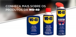 WD-40 presente no Fish TV Teste