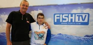 Empresas Tambarões e Ricom visitam a Fish TV