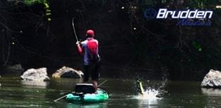 Desafio na Amazônia com caiaque Brudden Náutica