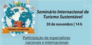 Garanta sua vaga no Seminário Internacional de Turismo Sustentável