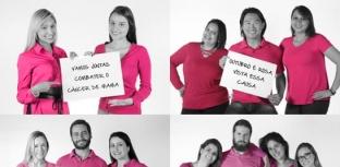 Bastidores Fish TV - Campanha Outubro Rosa
