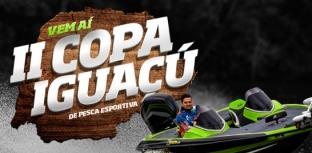 Prepare-se para a II Copa Iguaçu de Pesca Esportiva