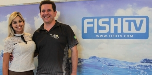Tribo da Pesca visita Fish TV