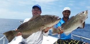 A esportividade da pesca oceânica