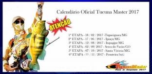 Divulgado calendário do Tucuna Master
