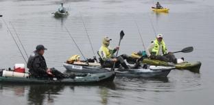 II Copa Kaiak Fishing