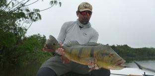 Untamed Angling agora recebe pescadores de baitcasting