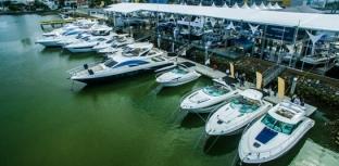 II Salão Náutico Marina Itajaí será de 20 a 23 de julho, em Santa Catarina