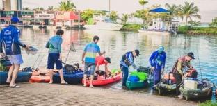 II Torneio de Pesca de Caiaques de Tocantins