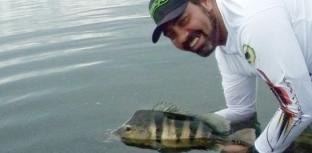 Segundo torneio de pesca esportiva em Iacanga