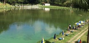 2º Campeonato de pesca esportiva infantil em Juquitiba