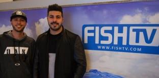 Terceiros colocados do Paulista visitam a Fish TV