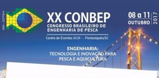 Congresso de Engenharia de Pesca acontece em outubro