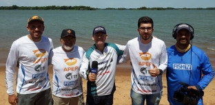 PAULICÉIA E O 1º TORNEIO DE PESCA ESPORTIVA DE TUCUNARÉ
