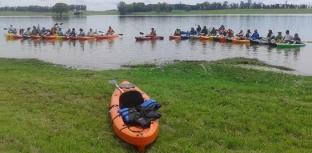 Encontro de Pesca com Caiaque será realizado no fim do mês em Bagé-RS