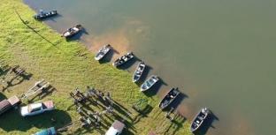 Novo circuito quer alertar autoridades para insegurança no rio Grande