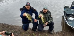 Na busca pelo black bass: torneio de pesca desembarcada movimenta serra gaúcha