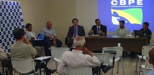 Chegou a Confederação Brasileira de Pesca Esportiva