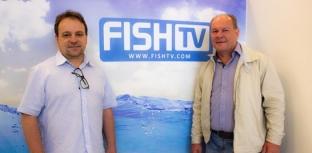 DIRETORES DA FELESA VISITAM SEDE DA FISH TV