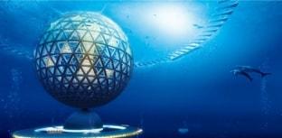 Japoneses criam projeto de cidade sustentável no fundo do mar