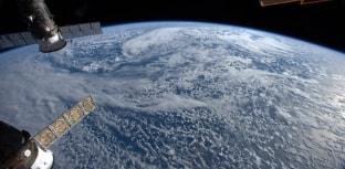 Vídeo mostra comportamento da Terra visto do espaço
