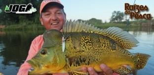 Jogá Fishing é patrocinadora do Raízes da Pesca