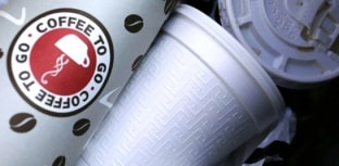 Nova York proíbe uso de recipientes de isopor