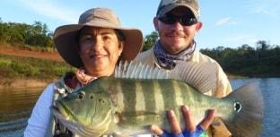 Condutor de Turismo de pesca entra em classificação oficial de ocupações