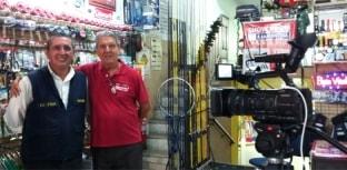 Fish TV grava Projeto Lojas em São Paulo e Rio Grande do Sul