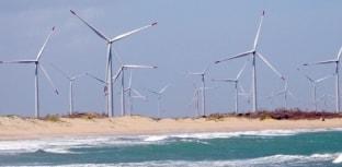 Rio Grande do Norte tem potencial mundial para geração de energia eólica
