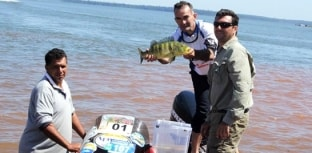 Abertas as inscrições para torneio de pesca esportiva