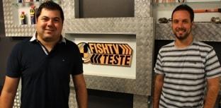 Fish TV recebe iscas Yara
