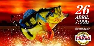 4° Torneio Confiança de Pesca Esportiva será em São Paulo