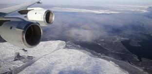 Gelo da Antártica derrete em ritmo acelerado