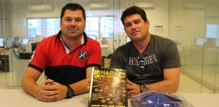 Fish TV recebe visita de Maicon Bianchi