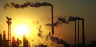 Temperatura da terra poderá aumentar 2 °C