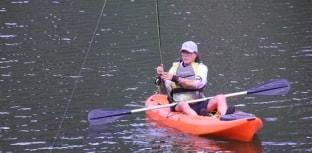Pesca esportiva e piscicultura em Embu das Artes