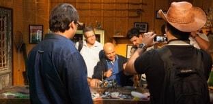 Fish TV leva Algar para pescar em águas argentinas