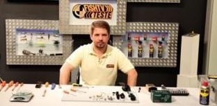 Óleo WD-40: imprescindível no material de pesca e no Fish TV Teste