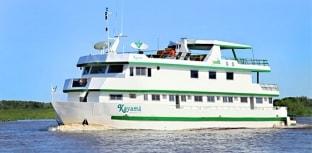 Muito além da pescaria - Cruzeiro pelo Pantanal