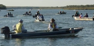 Município de Mato Grosso promove festival de pesca esportiva