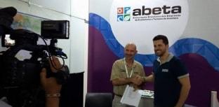 Abeta e Fish TV assinam termo de cooperação