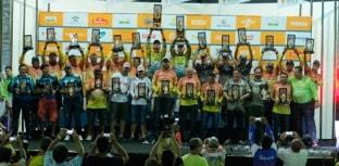 Veja quem foram os campeões do 1º Campeonato Brasileiro de Pesca Amadora Esportiva - Etapa Pres