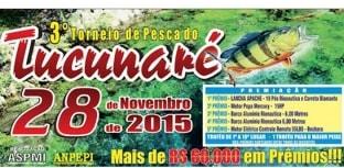 Sábado é dia de torneio de pesca no Paraná